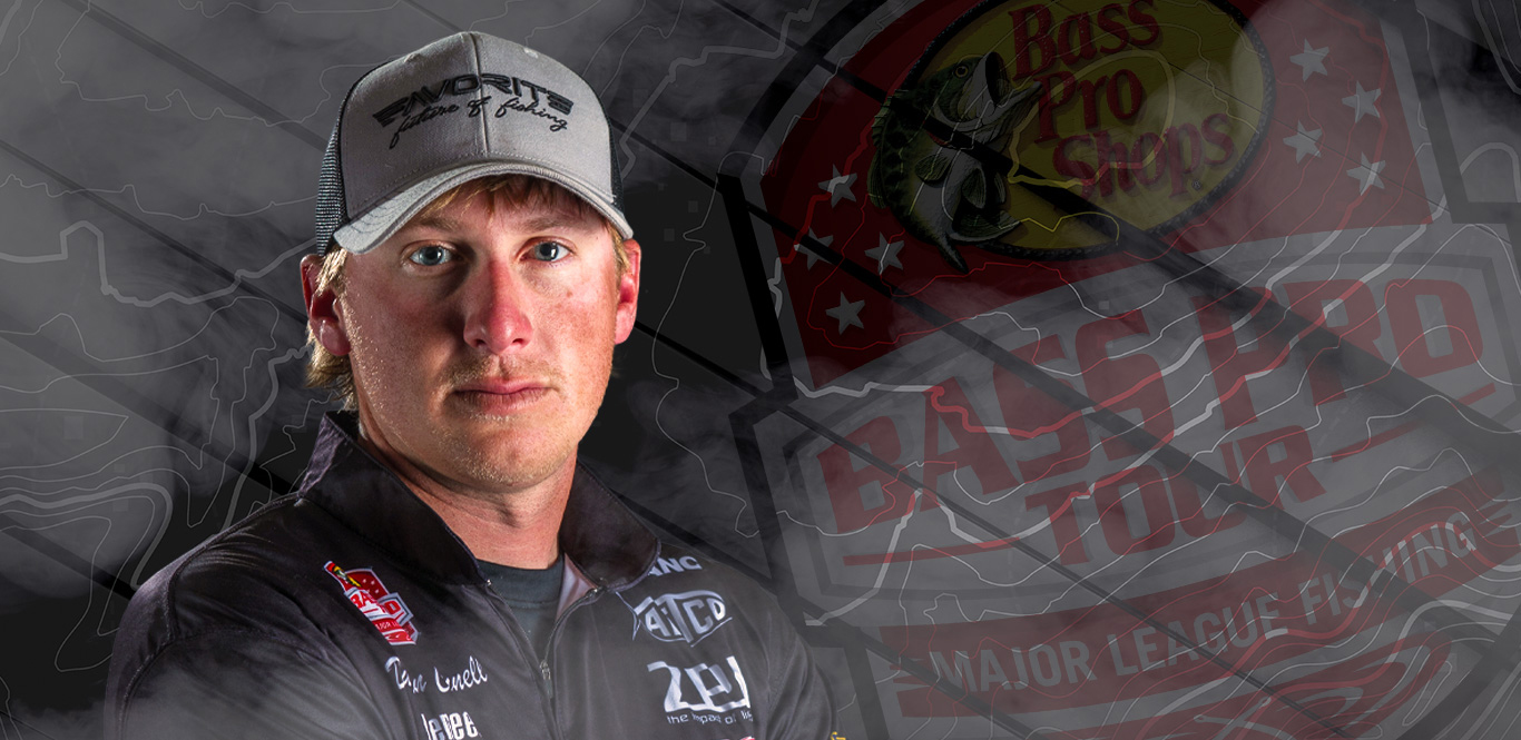 Dustin Connell - Bass Pro Tour / Major League Fishing Angler