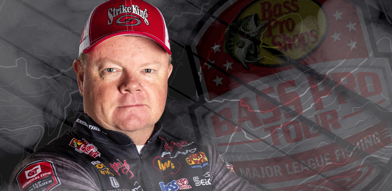 Mark Rose - Bass Pro Tour / Major League Fishing Angler