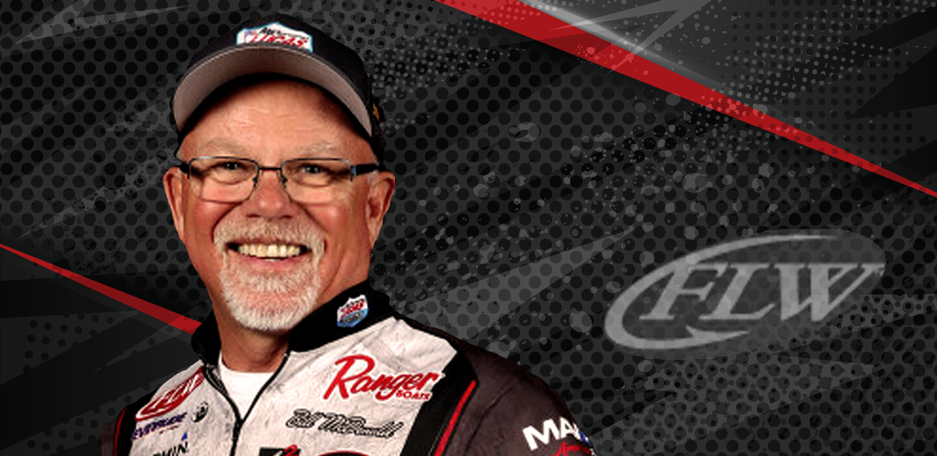 Billy McDonald - FLW Anglers